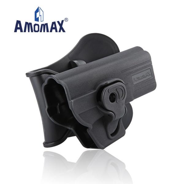 AMOMAX ポリマー ホルスター for グロック ブラック