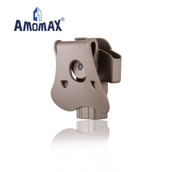 AMOMAX ポリマー ホルスター for グロック デザートカラー