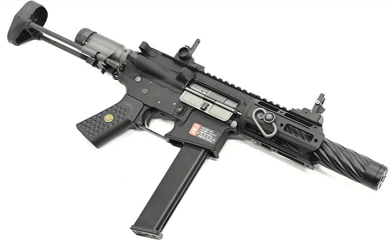 WE-Tech R5C PCC ガスブローバックガン ブラック