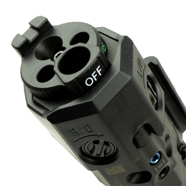 Z&Z MAWL-C1+タイプ LEDライト ブラック