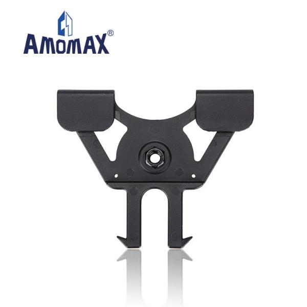 AMOMAX ホルスター用 MOLLE アタッチメント ブラック