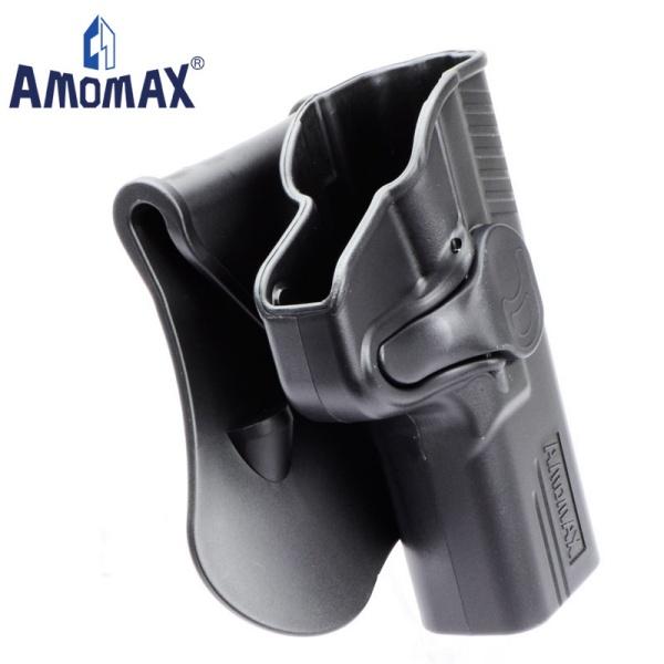 AMOMAX ポリマー ホルスター for M&P9 ブラック