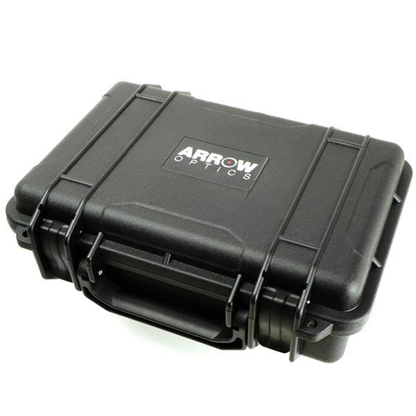 ARROW OPTICS プロテクター ハードケース ブラック