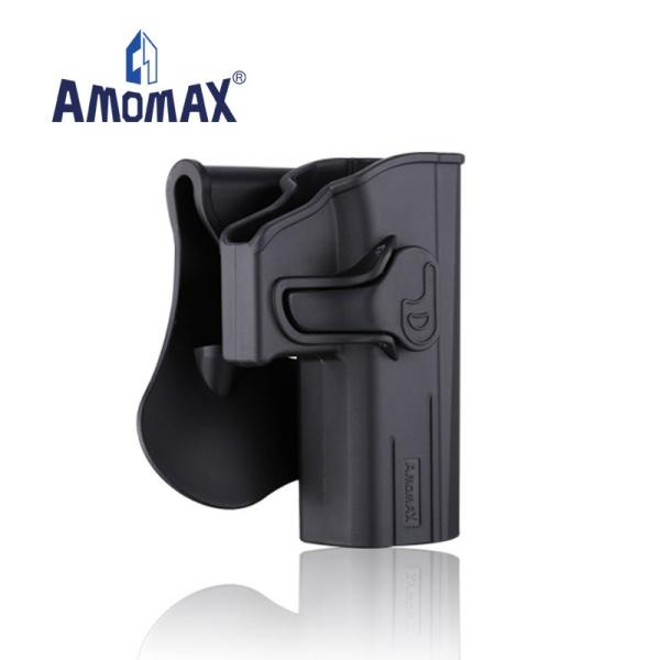 AMOMAX ポリマー ホルスター for CZ CP-07 / CP-09 ブラック