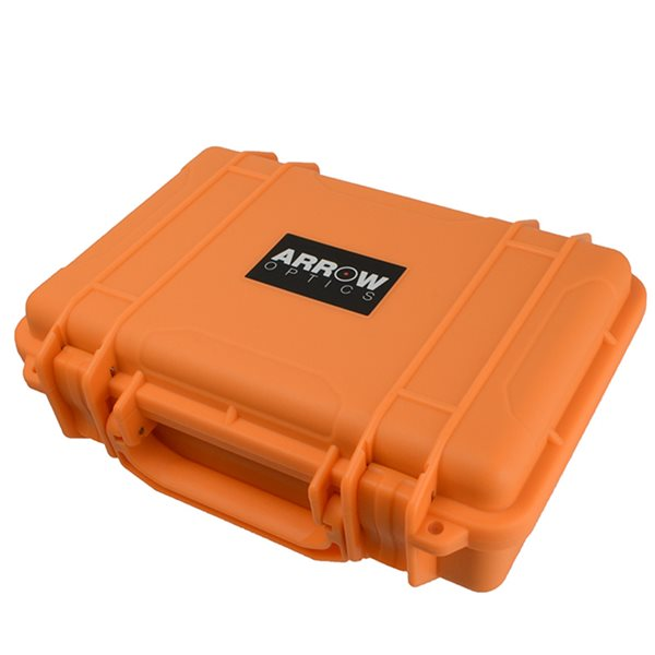 ARROW OPTICS プロテクター ハードケース オレンジ