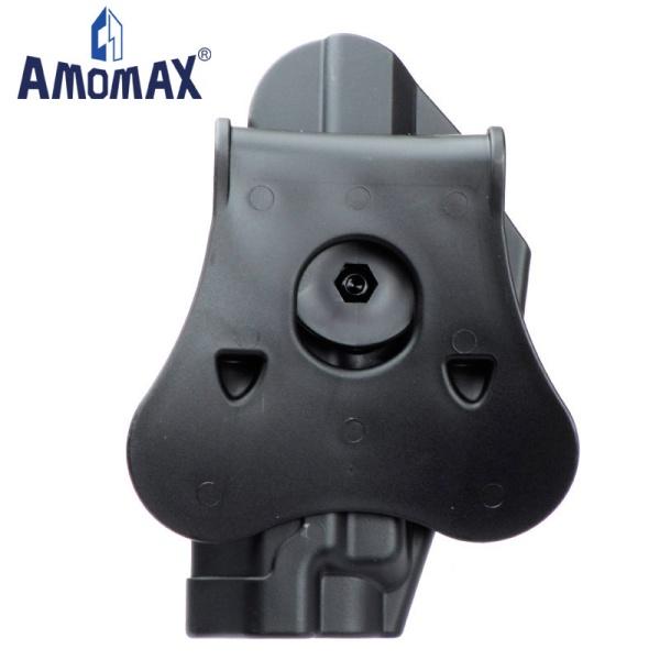 AMOMAX ポリマー ホルスター for SIG P226 ブラック