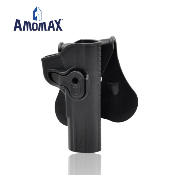 AMOMAX ポリマー ホルスター for トカレフ TT-33 ブラック
