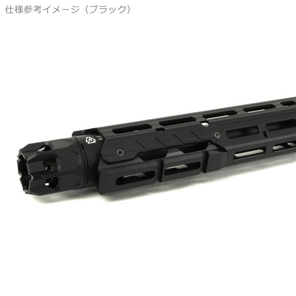 E&C 338E STRIKE GRIDLOK SBR 電子トリガー搭載 電動ガン デザートカラー