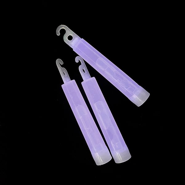 TMC 4インチ LightStick ケミカルライトセット (3Pcs) ホワイト