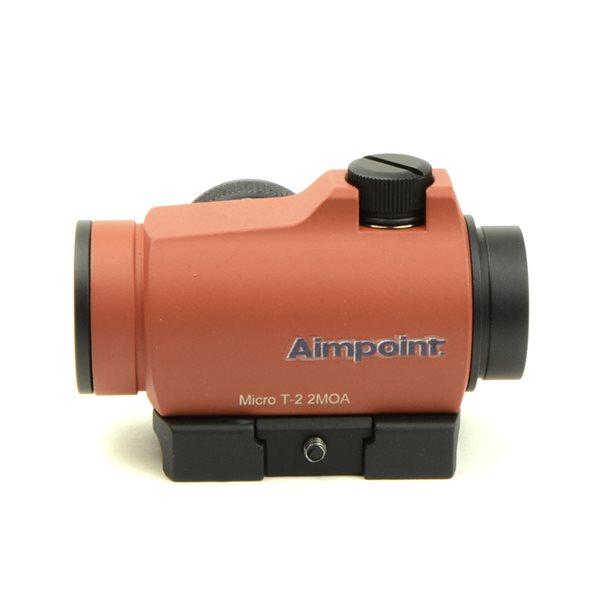 Aimpoint T2 タイプ ドットサイト オレンジ