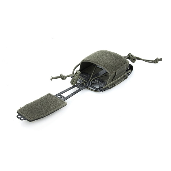 TMC ヘルメット フレーム バッテリー ケース レンジャーグリーン