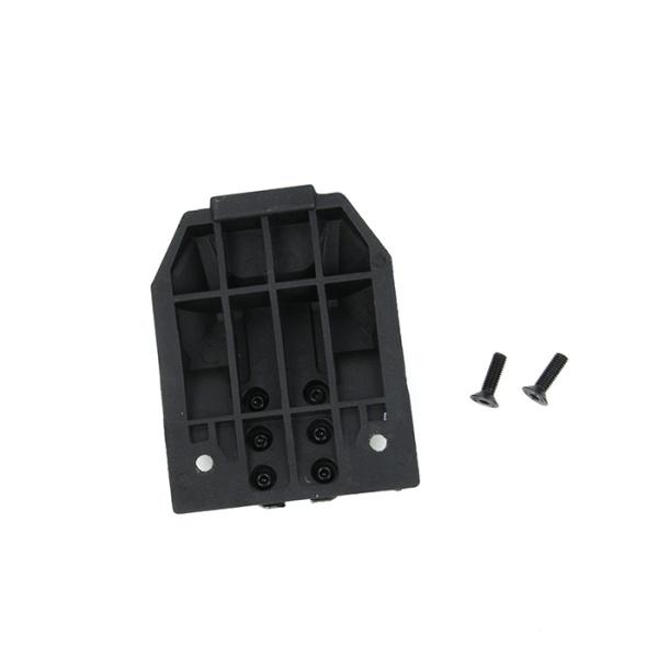 TMC SF スケルトン シュラウド用 変換アダプター WCタイプ GSGM、DPAMマウント用 ブラック