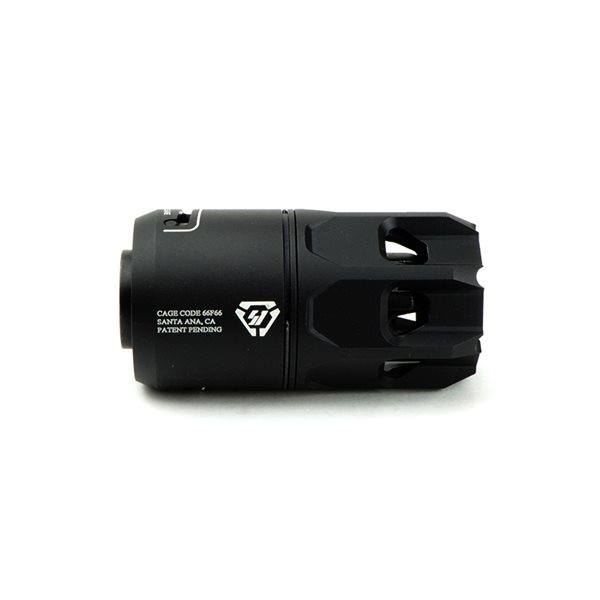 5KU SIタイプ Oppressor デバイス & King Comp セット(14mm逆ネジ)