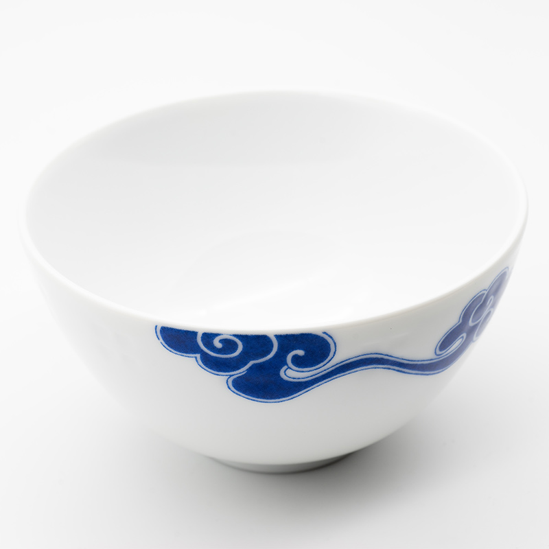 [KIRA KARACHO × Noritake]天平大雲 茶碗