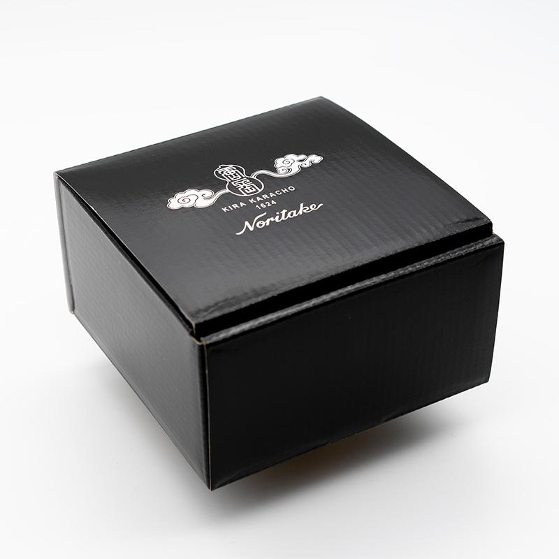 [KIRA KARACHO × Noritake]枝梅 茶碗