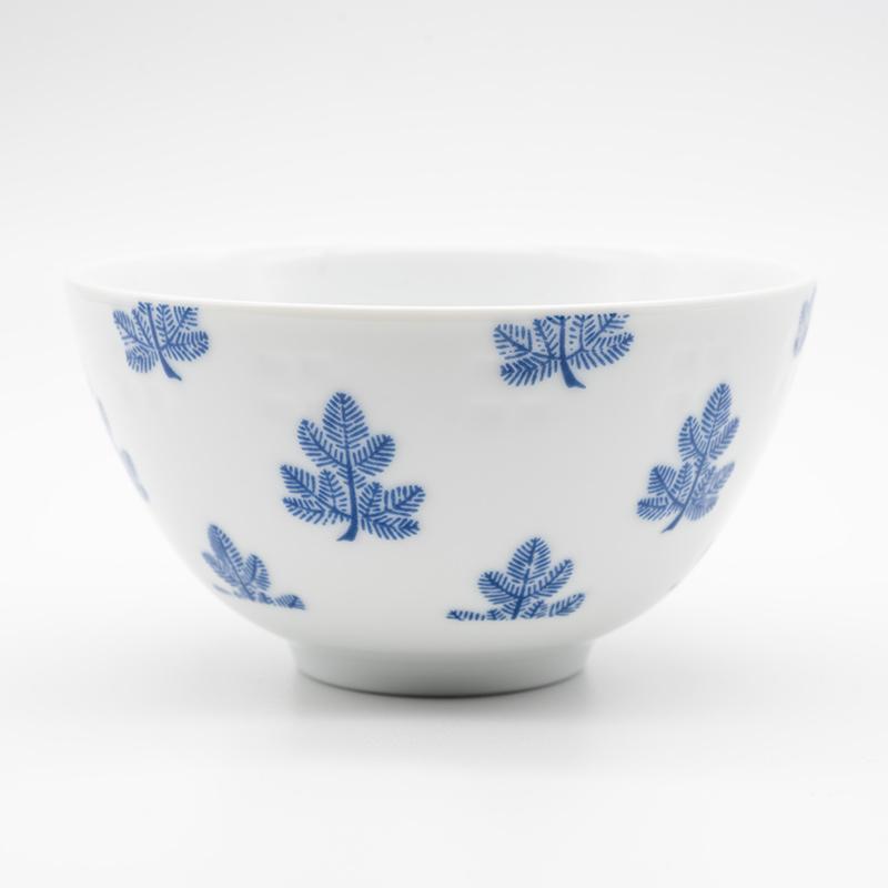 [KIRA KARACHO × Noritake]若松 茶碗