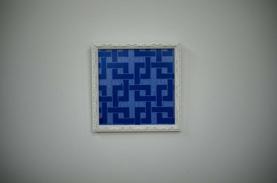 kira額(アートパネル)/角つなぎ(0104)