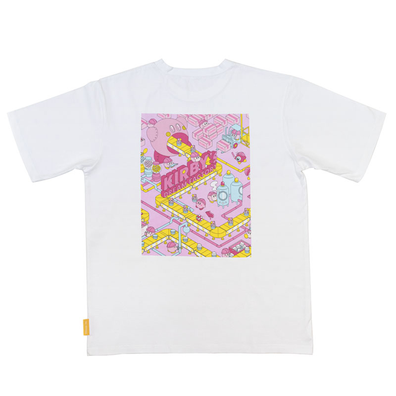 KIRBY's DREAM FACTORY ボトル入りTシャツ ファクトリー