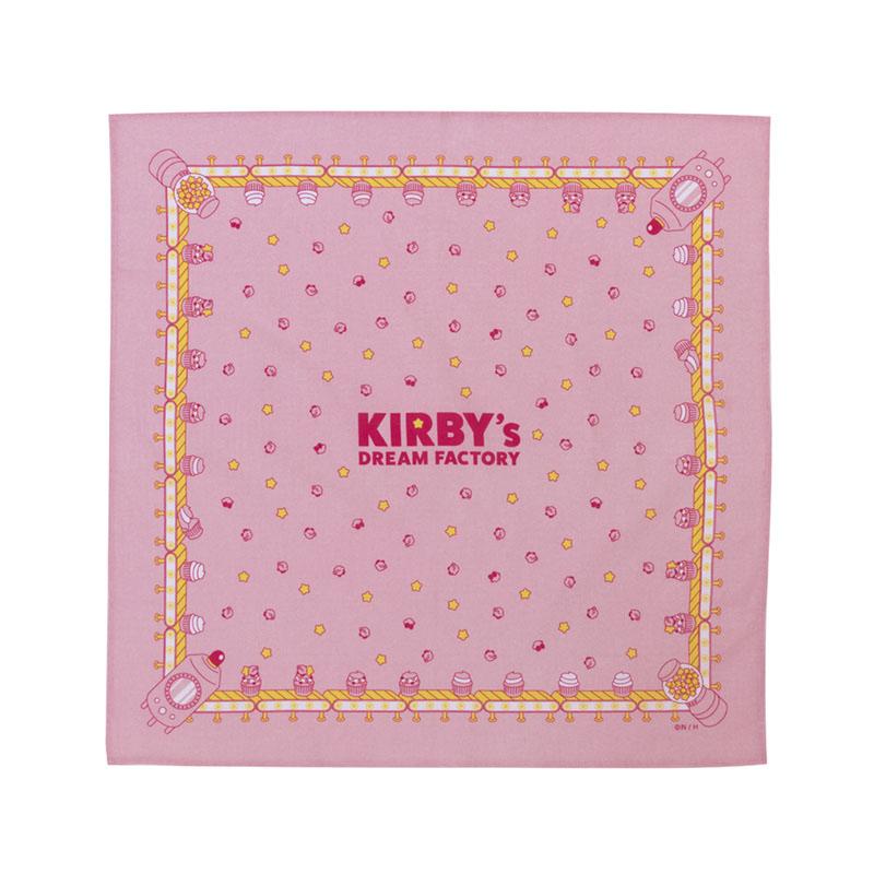 KIRBY's DREAM FACTORY バンダナ ロゴ