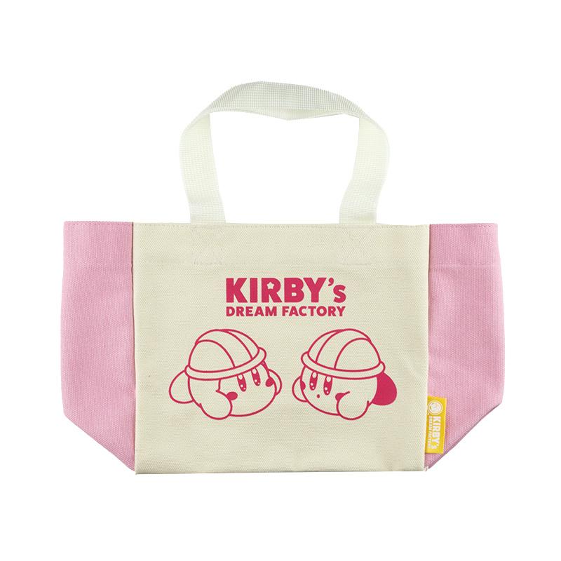 KIRBY's DREAM FACTORY スクエアトート