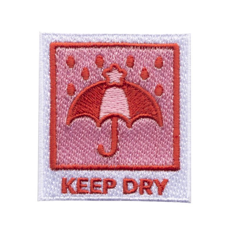 KIRBY's DREAM FACTORY 刺繍ワッペン ケアマーク