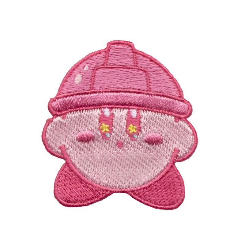 KIRBY's DREAM FACTORY 刺繍ワッペン カービィ