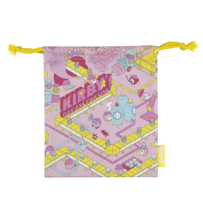 KIRBY's DREAM FACTORY 巾着S ファクトリー