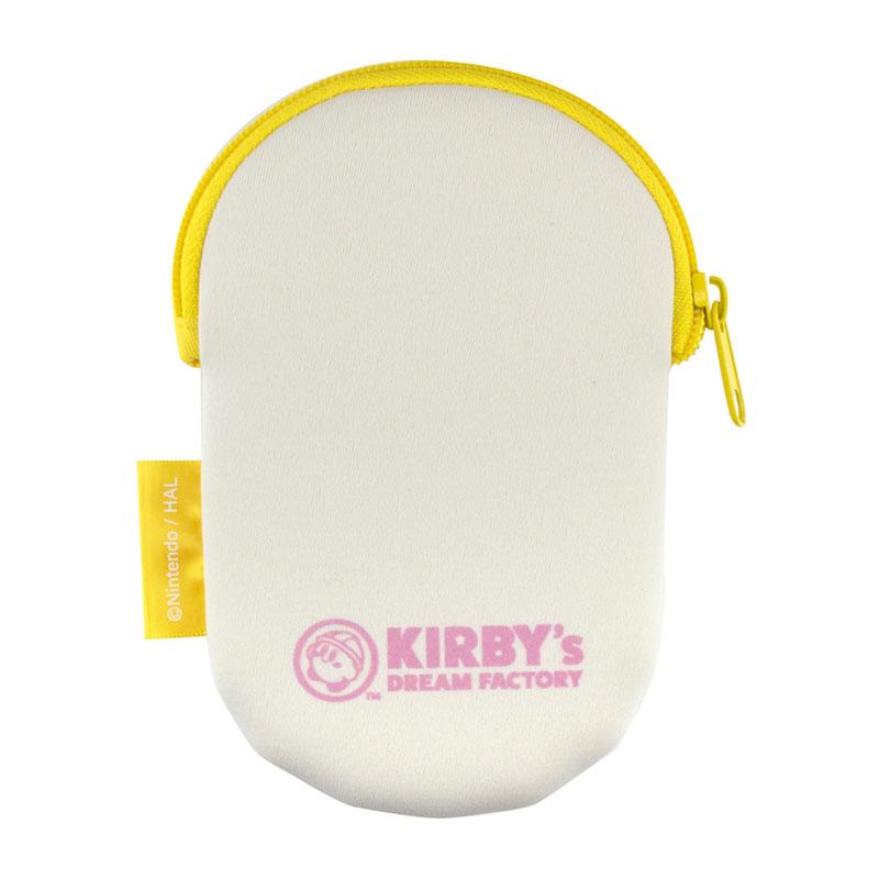 KIRBY's DREAM FACTORY ダイカットポーチ カップケーキ