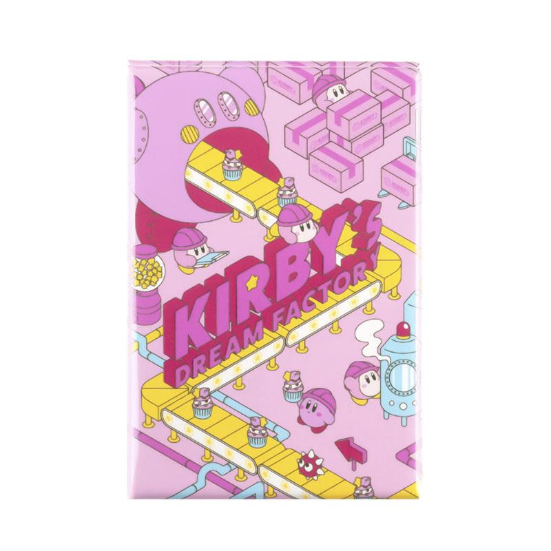KIRBY's DREAM FACTORY 板マグネット ファクトリー