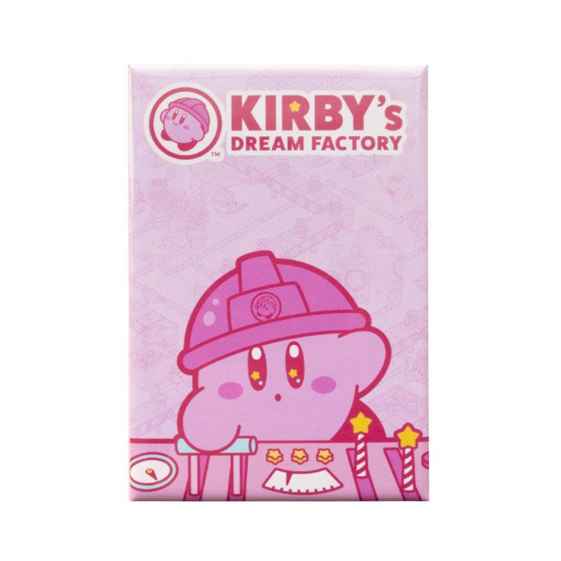 KIRBY's DREAM FACTORY 板マグネット メインビジュアル