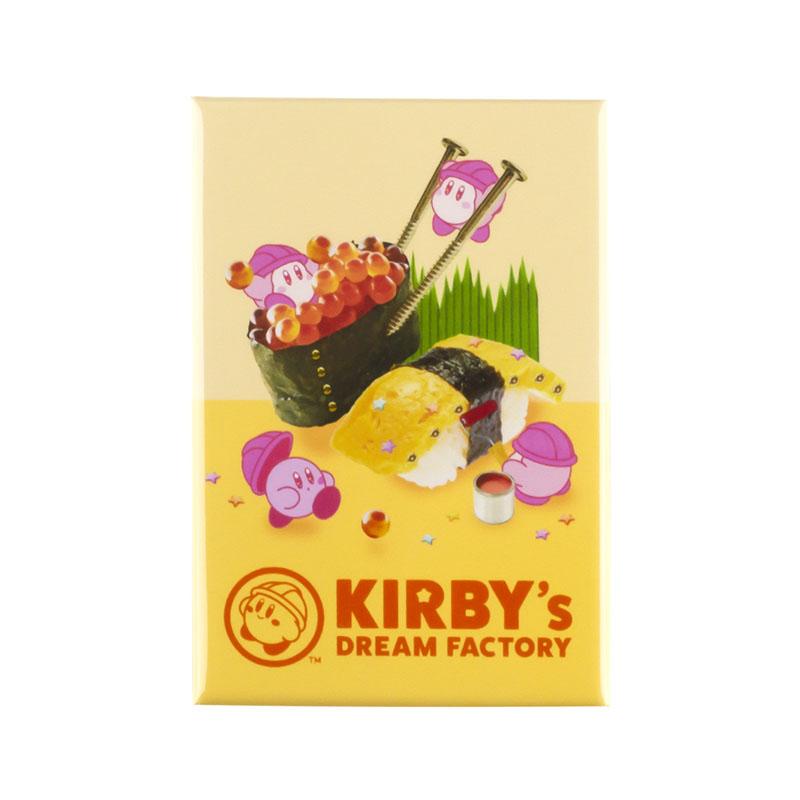 KIRBY's DREAM FACTORY 板マグネット お寿司