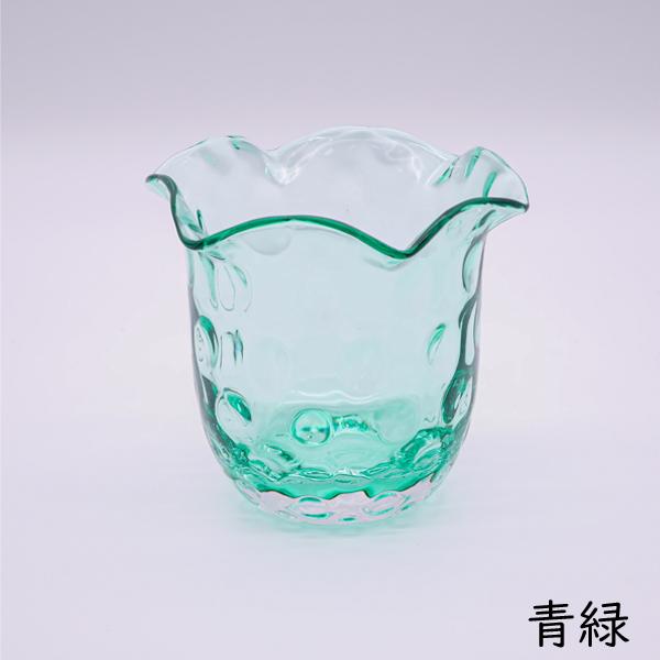 プリズムキャンドルグラス