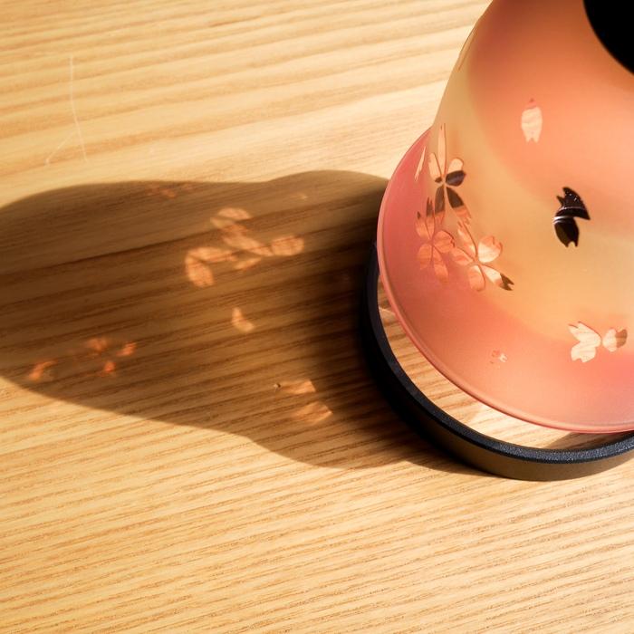 ★ランプ 桜