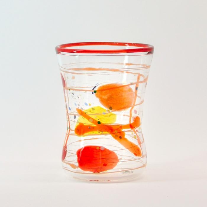 マッシモ・ルナードン作品 耐熱性グラスJ