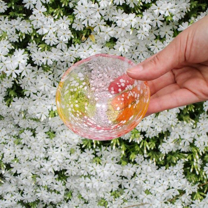 花ふぶき ボウルミニ