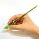ガラスペン アソート緑 B