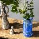 花器(マーブル)(木箱付)