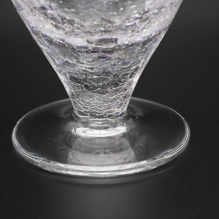 シルキーダイヤ ワイングラス ペア(木箱付)