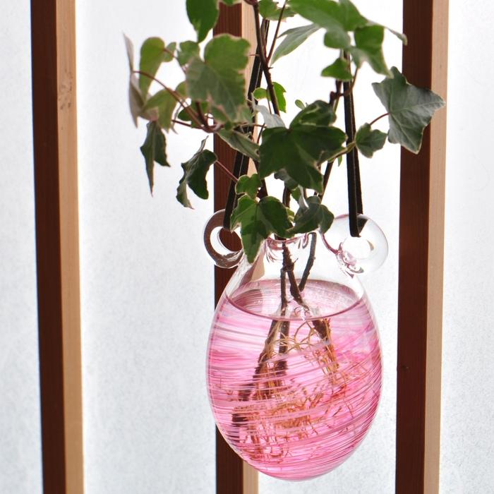 ★吊り花器