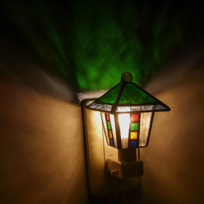 コンセントランプガス燈