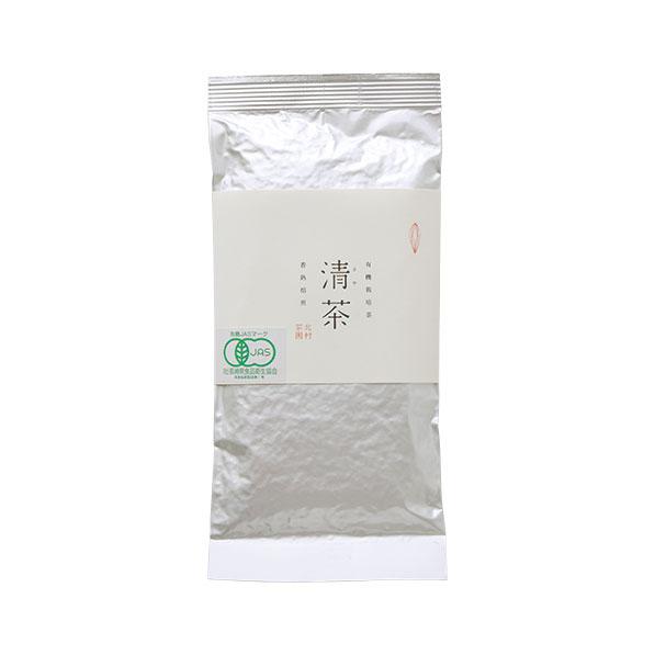 2021年度産 有機栽培 清茶 100g