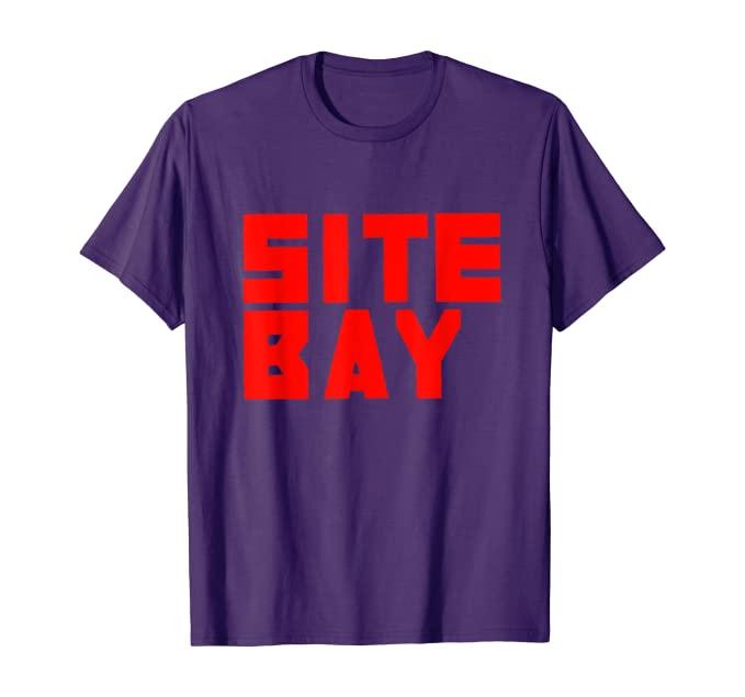 サイトベイ Tシャツ / SITE BAY OLD SCHOOL T-Shirt