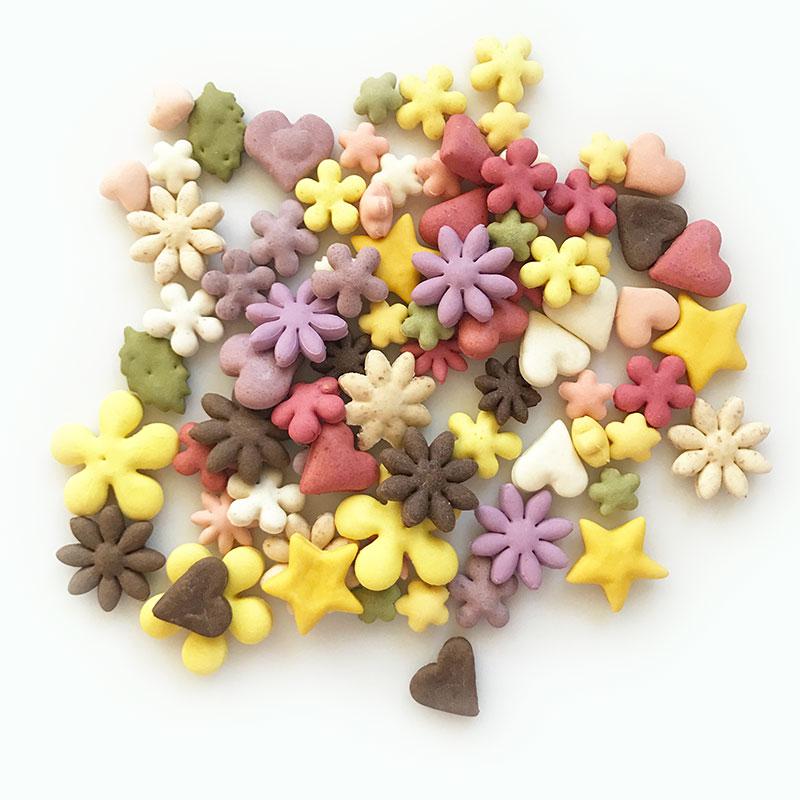 ◆【ケーキ 飾り用ビスケット】Decoration biscuit for Wan san_michele