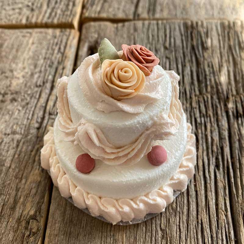 ◆ローズケーキ