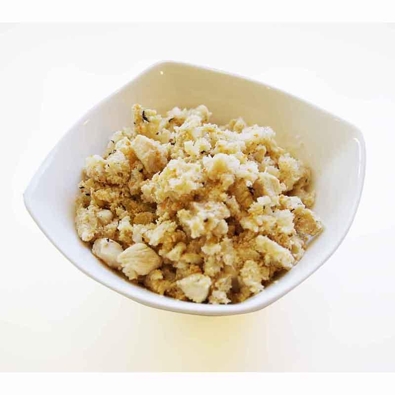 ◇冷凍ごはんシリーズ:鶏&おからのヒジキ煮 ごはん