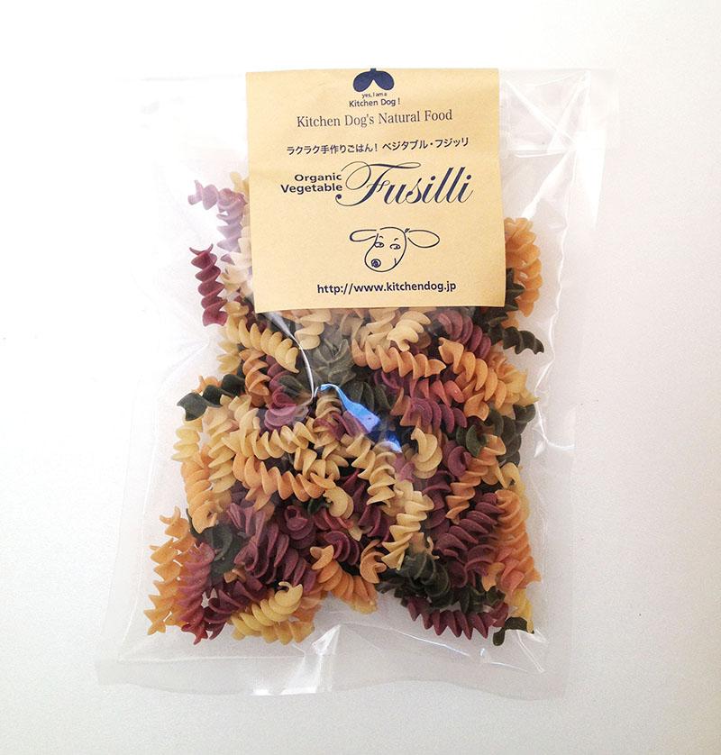 ◆【オーガニック・ベジタブルフジッリ】Organic Vegetable Fugilli