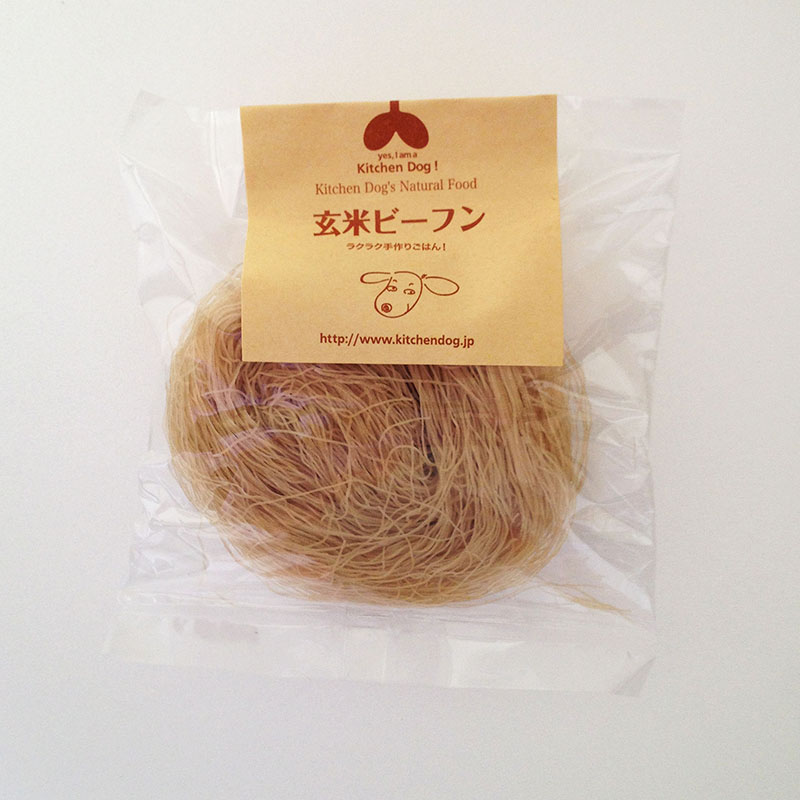 ◆【玄米ビーフン】Brown Rice Noodle