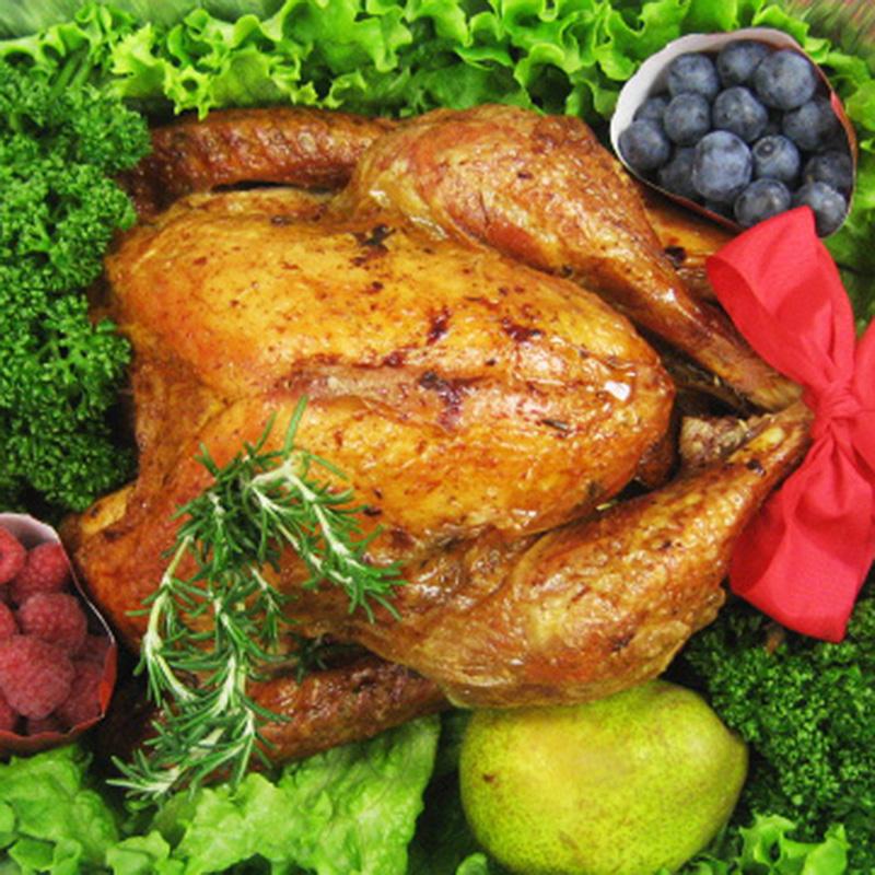 ◇【グリルド・ターキー】Grilled turky
