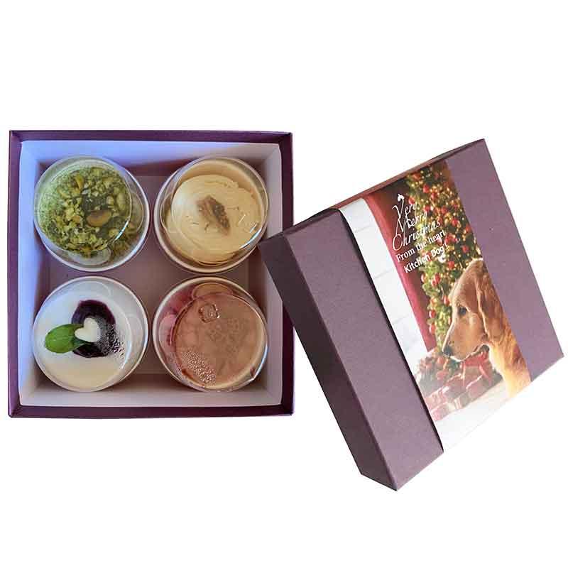 ☆クリスマス・ミニケーキ 4種