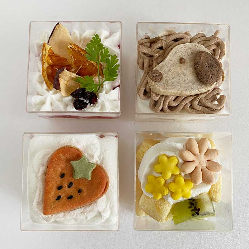 ◆【プチ・デセール】Petit Dessert 2021ver.